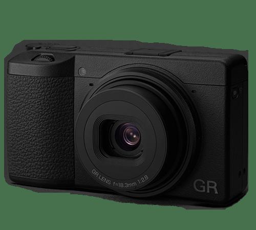 Ricoh GR III: la compatta premium con sensore APS-C