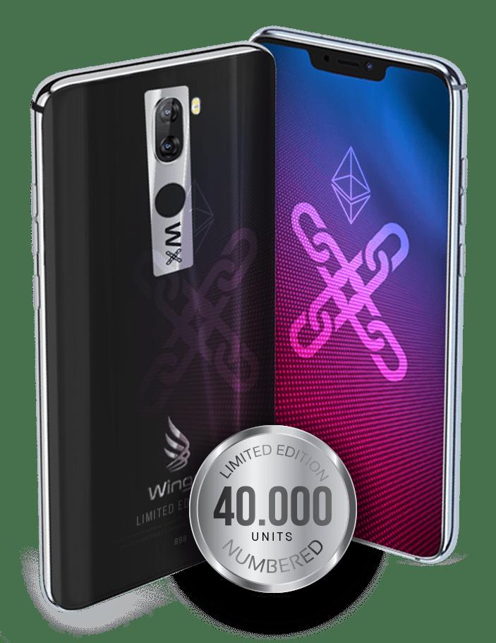 Wings Mobile WX: lo smartphone che fa guadagnare con il mining