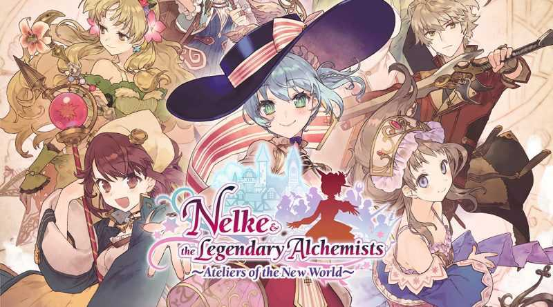 Nelke & the Legendary Alchemists in arrivo il 29 marzo