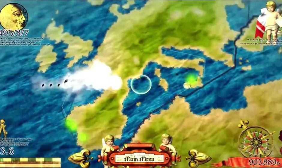 Neo Atlas 1469: disponibile un nuovo trailer di gameplay