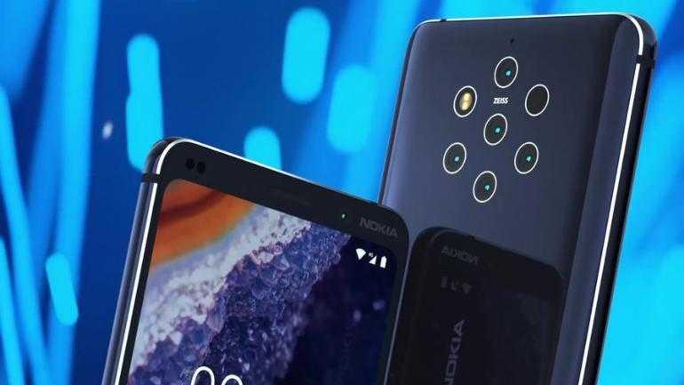 Nokia 9 PureView: il primo smartphone al mondo con 5 fotocamere
