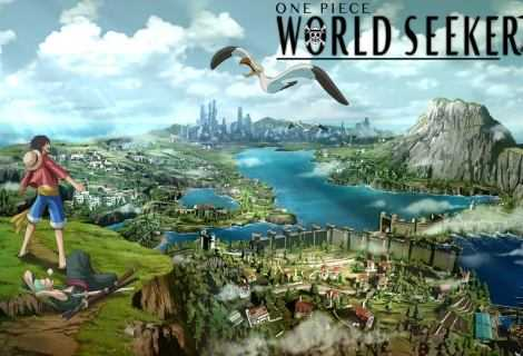 One Piece World Seeker: disponibile il trailer di lancio!