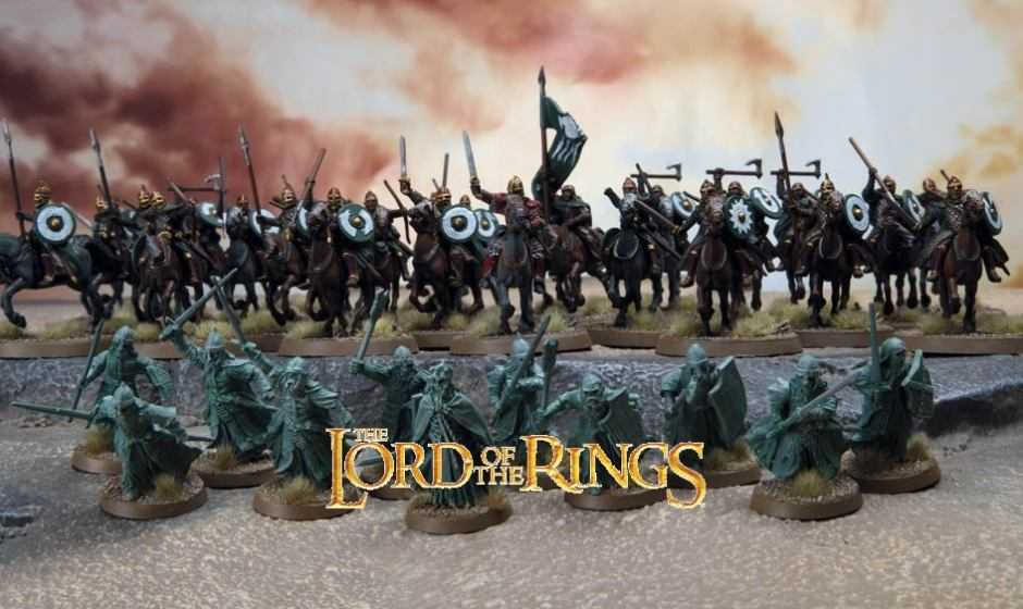 Come dipingere miniature Games Workshop – Tutorial 27: cavalieri di Rohan