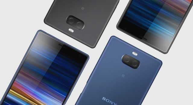 Sony Xperia 10 e 10 Plus: specifiche tecniche, prezzo e uscita