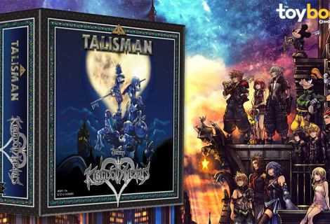 Il gioco da tavolo di Kingdom Hearts è in arrivo nel 2019