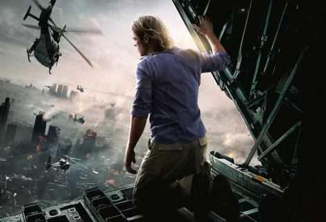 """Disponibile il nuovo trailer  """"Zombies are coming"""" di World War Z"""