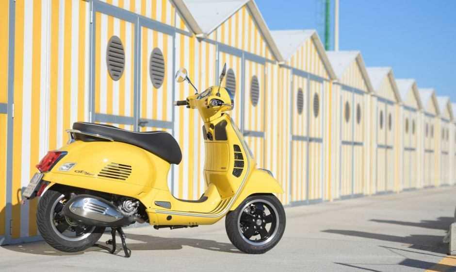 Vespa: scooter migliore al mondo per i tedeschi
