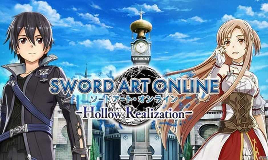Sword Art Online: Hollow Realization, disponibile da fine Maggio su Switch