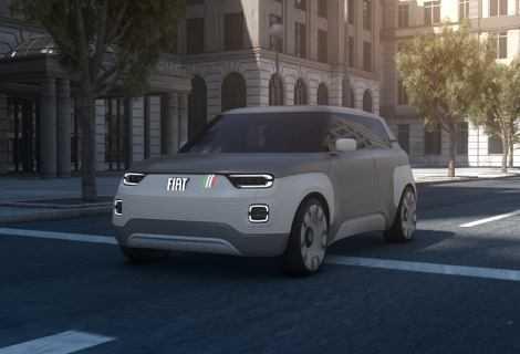 Fiat Concept Centoventi, regina alla festa dei motori a Modena