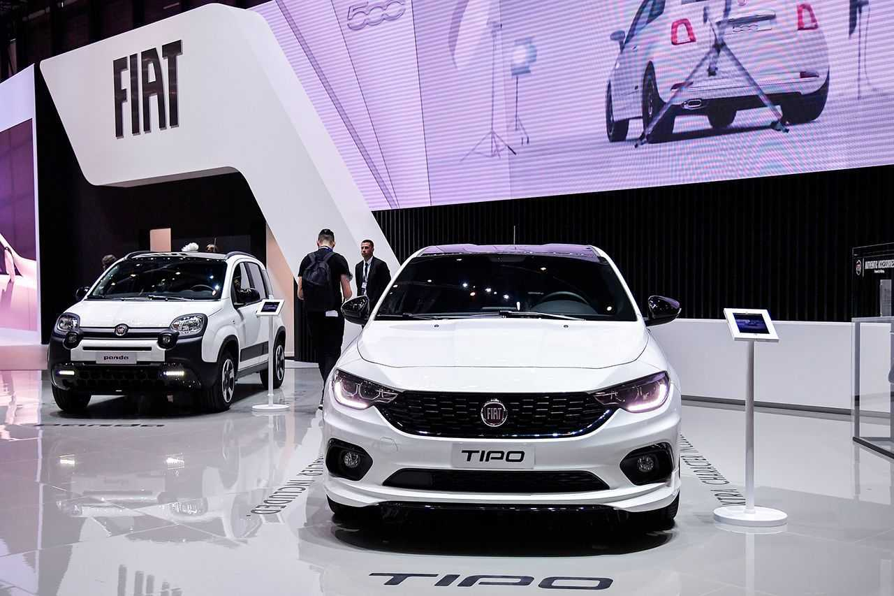 Fiat Concept Centoventi: risposta alla mobilità elettrica