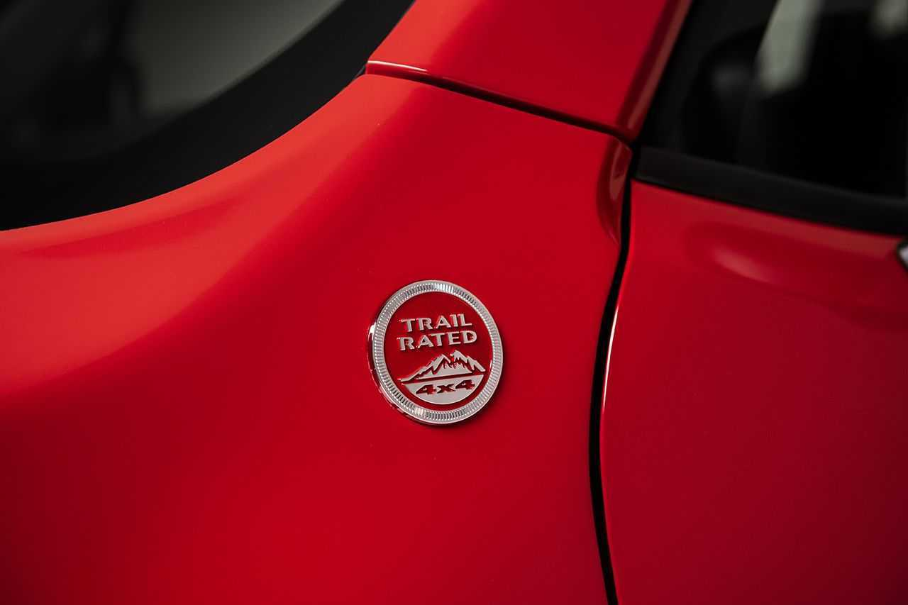 Il marchio Jeep mostra il volto del tifo femminile