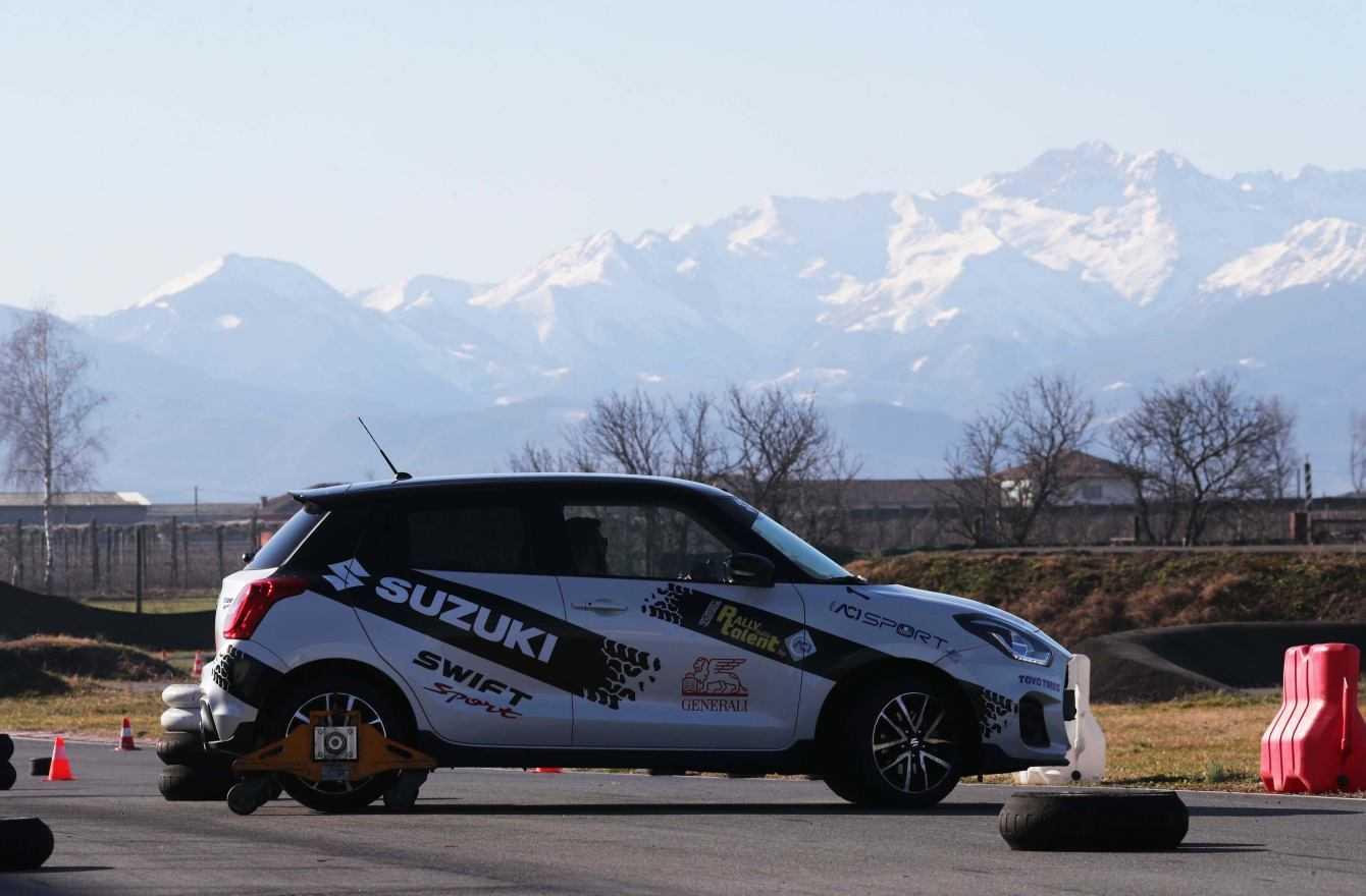 ACI Rally Italia Talent 2019 verso il gran finale con Suzuki