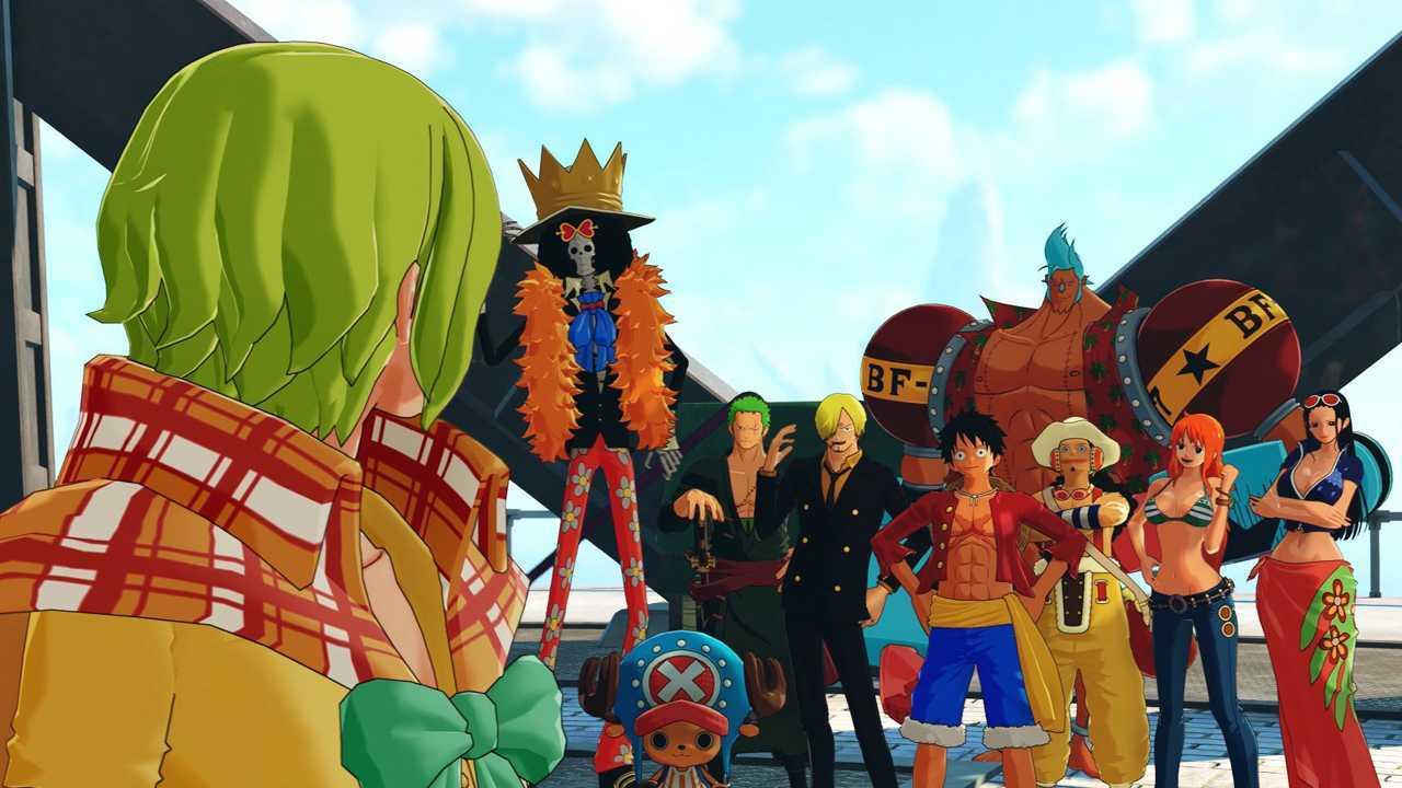 Recensione One Piece World Seeker: una delusione?