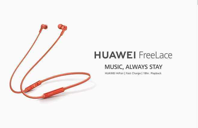 Huawei FreeLace e FreeBuds Lite: le nuove cuffie wireless