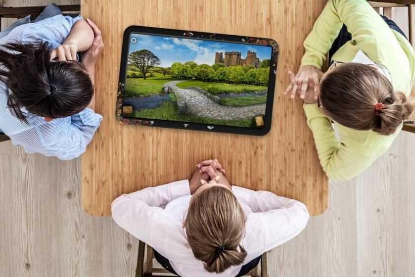 Arriva ARCHOS Play Tab, il gioco da tavolo digitale