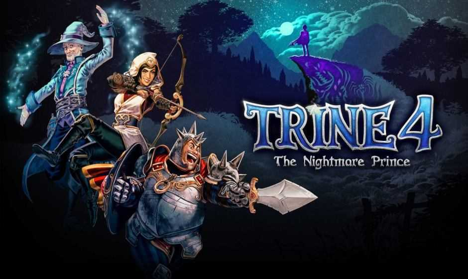 Trine 4: The Nightmare Prince in arrivo questo autunno