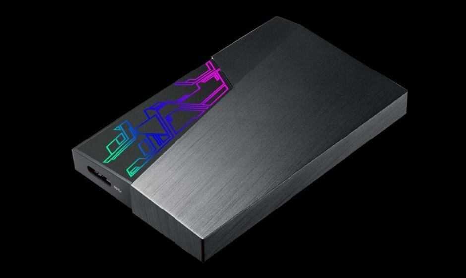 ASUS annuncia il nuovo disco rigido esterno FX HDD