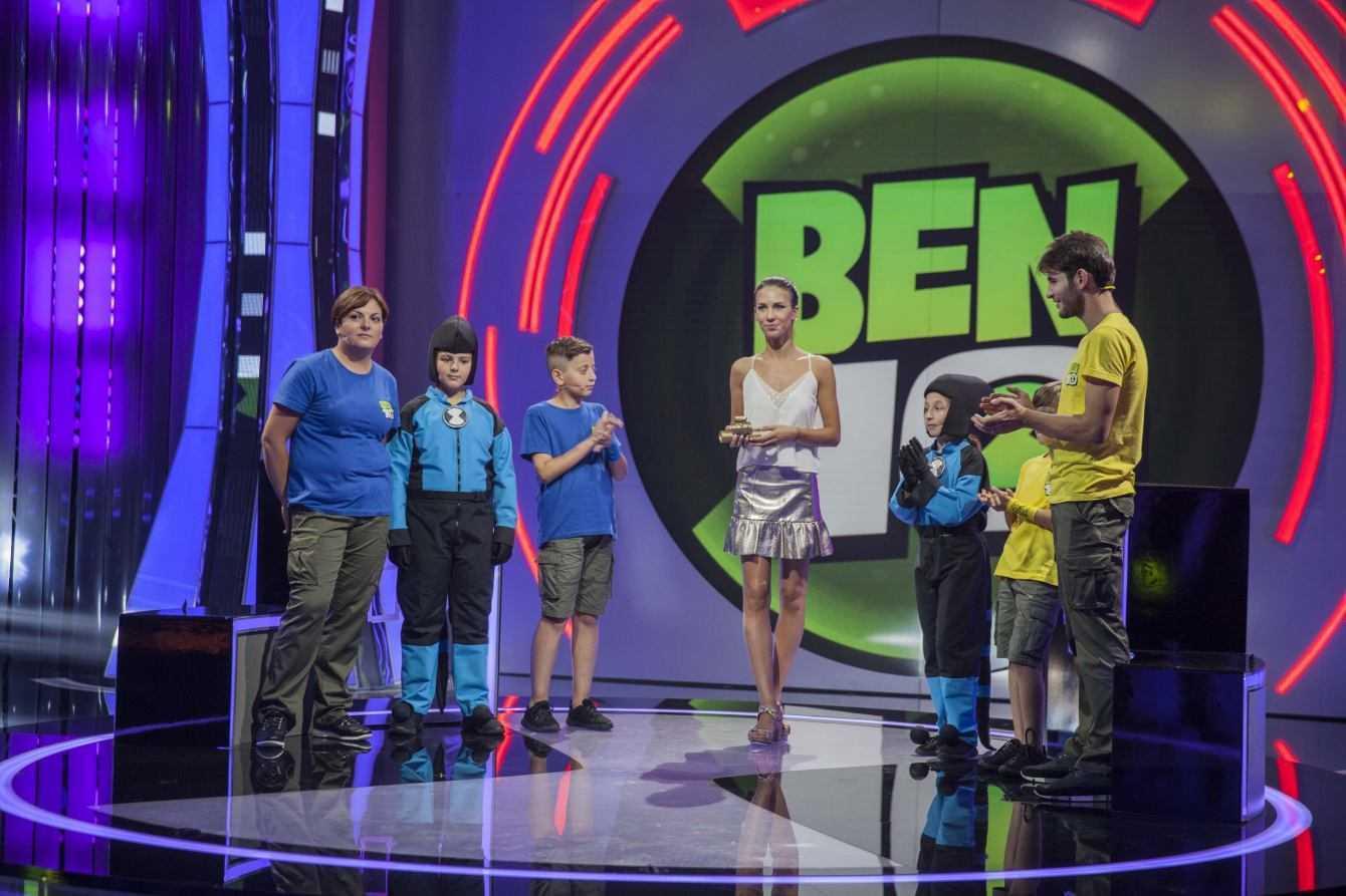 In arrivo su Cartoon Network+1 un canale dedicato a Ben 10