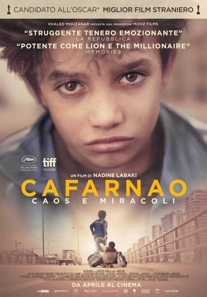 Cafarnao - Caos e miracoli, intervista a Nadine Labaki