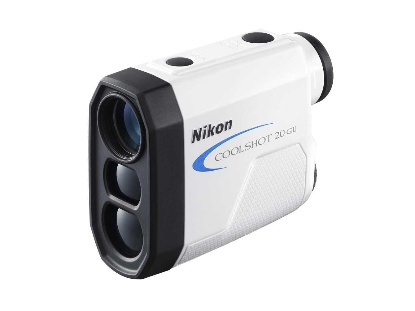 Nikon presenta il telemetro Laser Coolshot 20 GII
