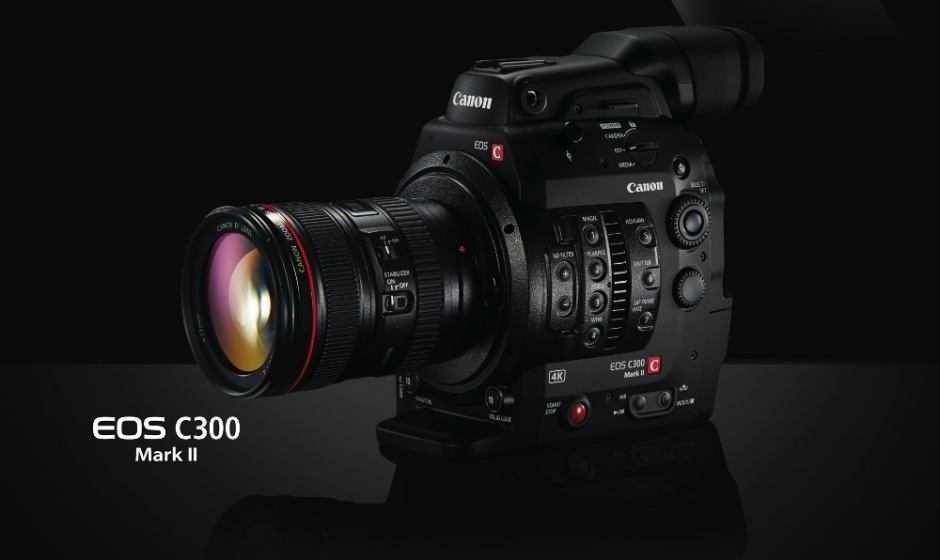 Canon EOS C300 Mark II nel borgo di Illegio