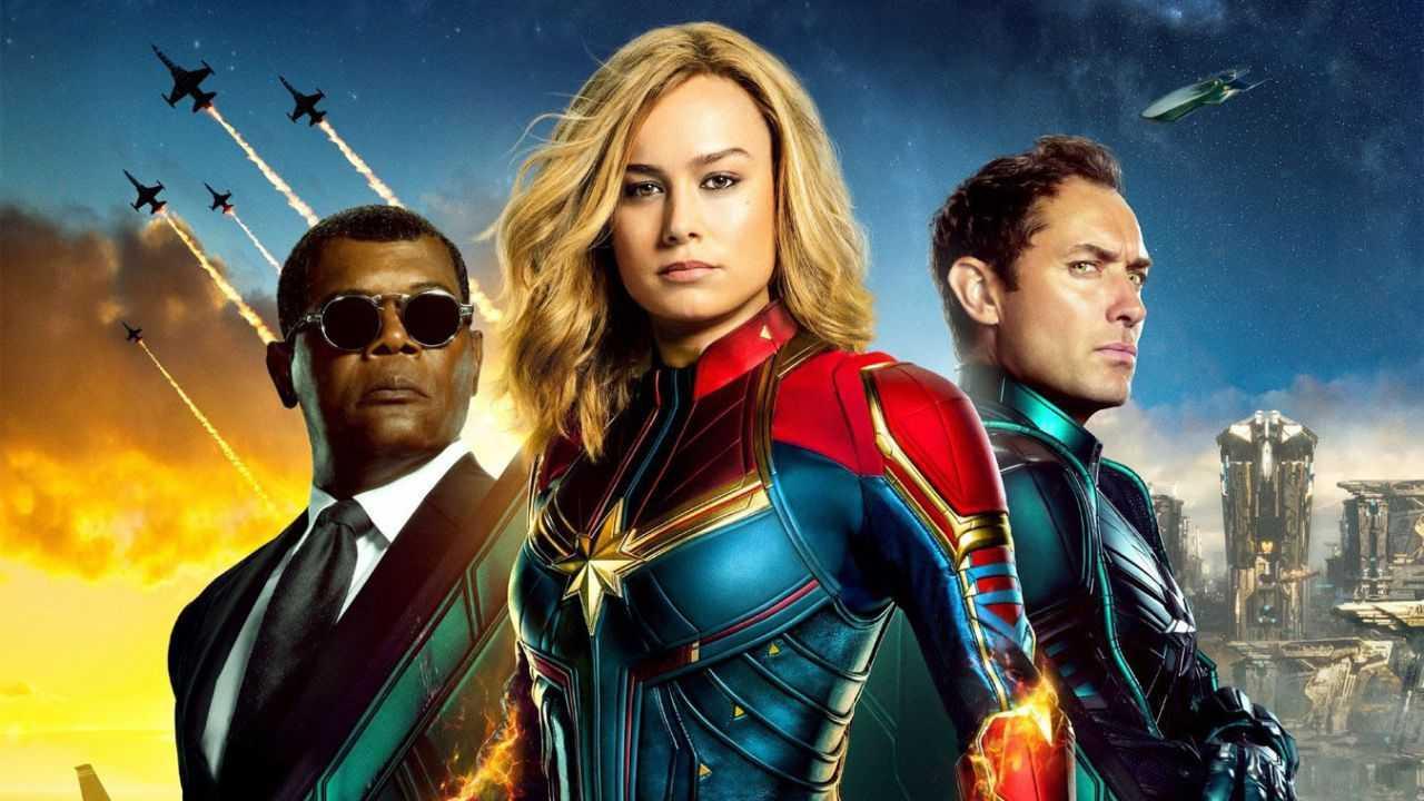 Recensione Captain Marvel - '90 che passione