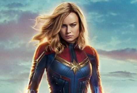 Captain Marvel - '90 che passione | Recensione