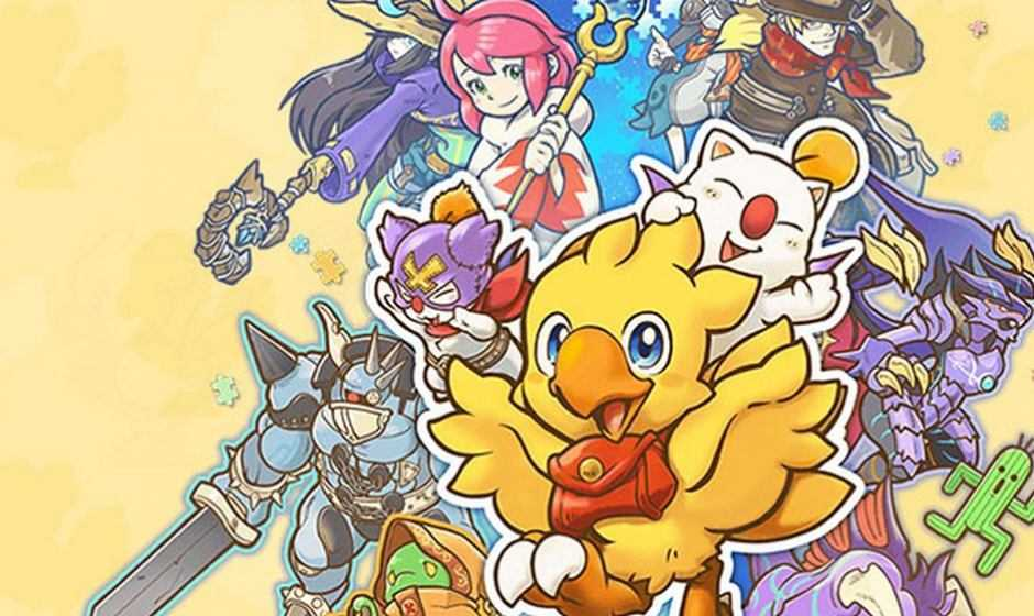 Chocobo's Mystery Dungeon Every Buddy! è ora disponibile