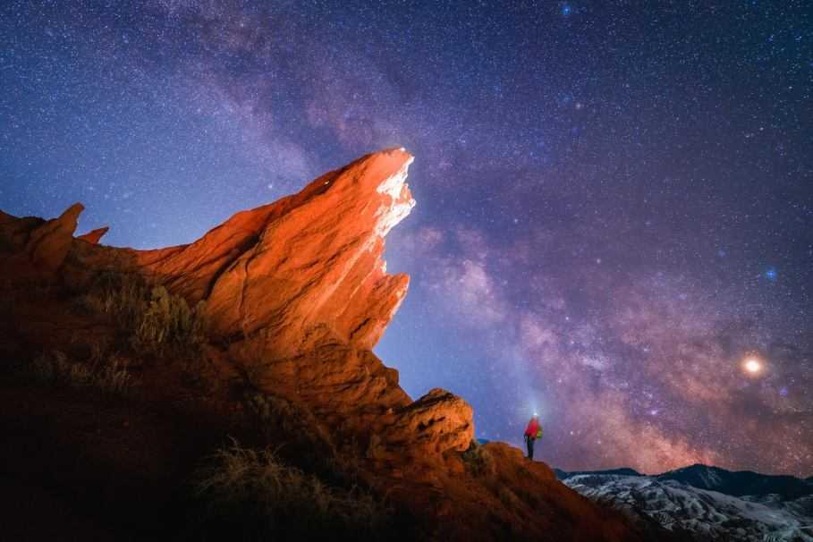 Come fotografare il cielo stellato notturno con Sony Alpha