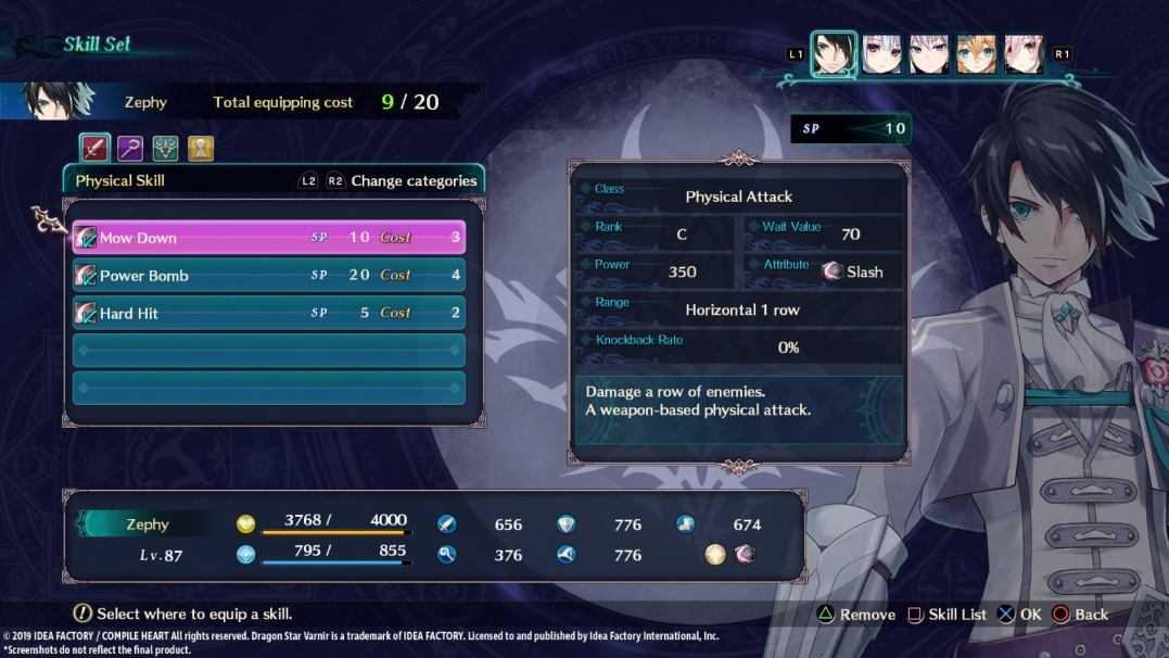 Dragon Star Varnir: svelati Dragon Core e Giant Boss Battle