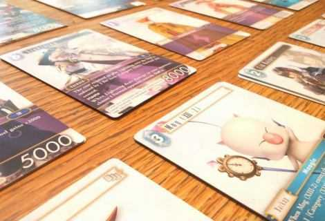 "Final Fantasy Trading Card Game: nuovo set ""Opus VIII"" disponibile"