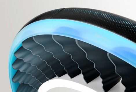Goodyear AERO: il pneumatico per le auto volanti