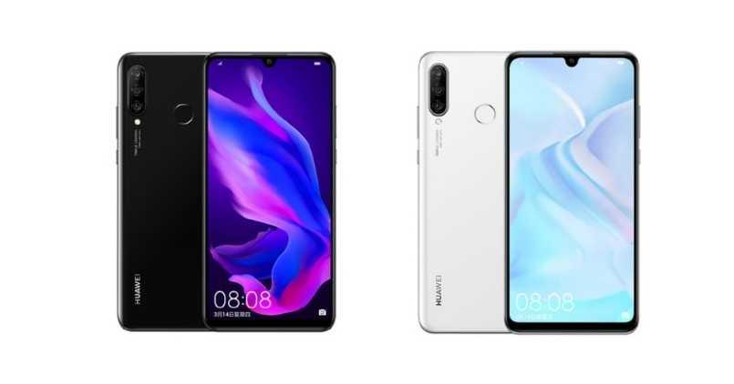 Huawei Nova 4e: confermate specifiche tecniche, prezzo e uscita