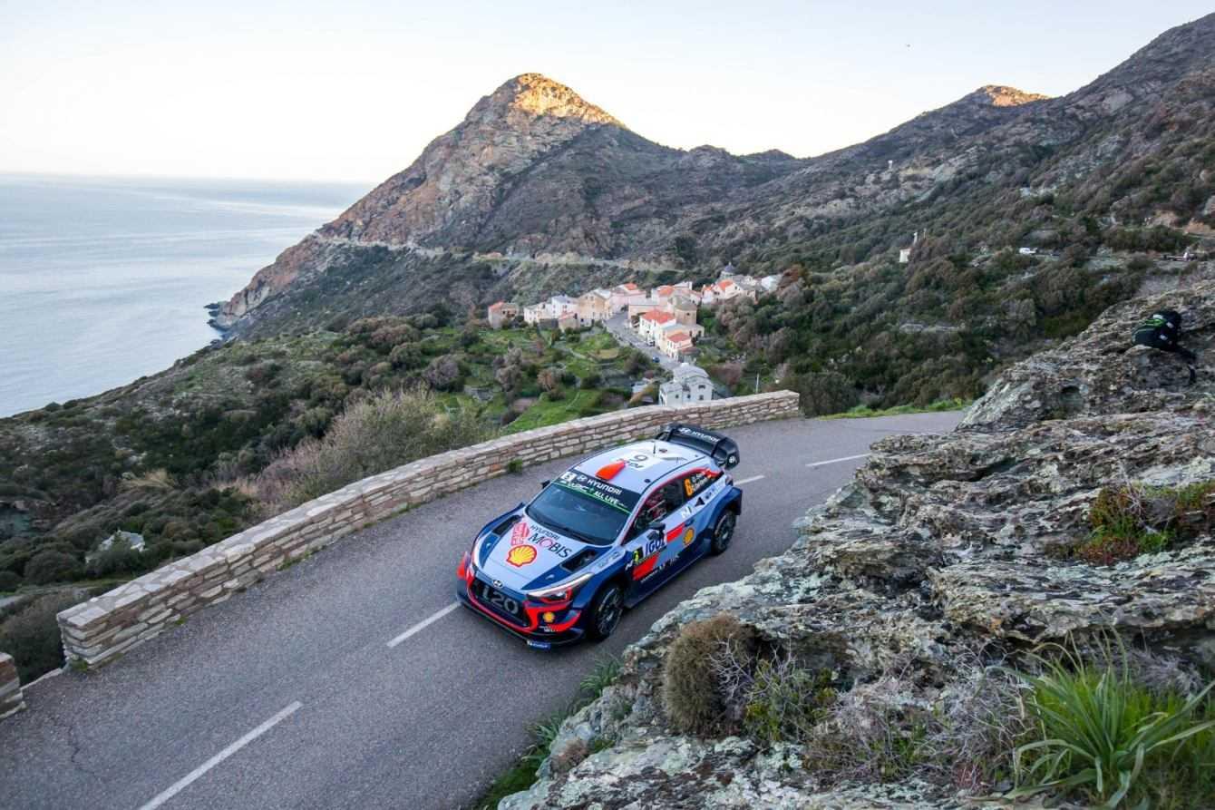 "Hyundai Motorsport pronta al ""Tour de Corse"""