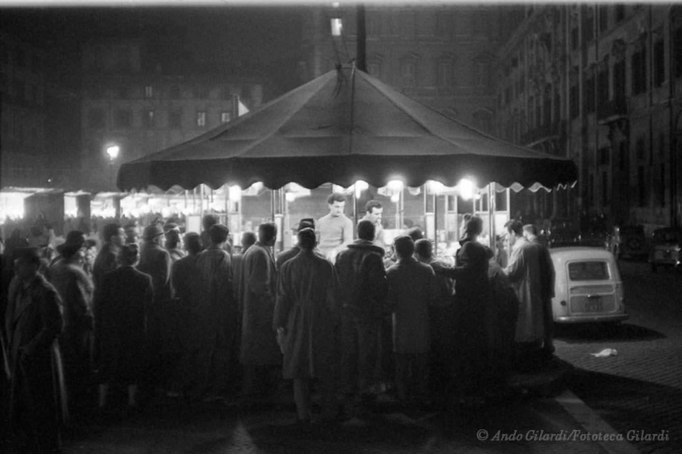 Mostre Fotografiche: Ando Gilardi a Torino dal 15 marzo