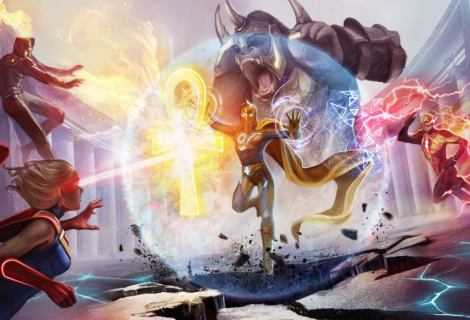 Champions Arena di Injustice 2 in Beta sui dispositivi mobili