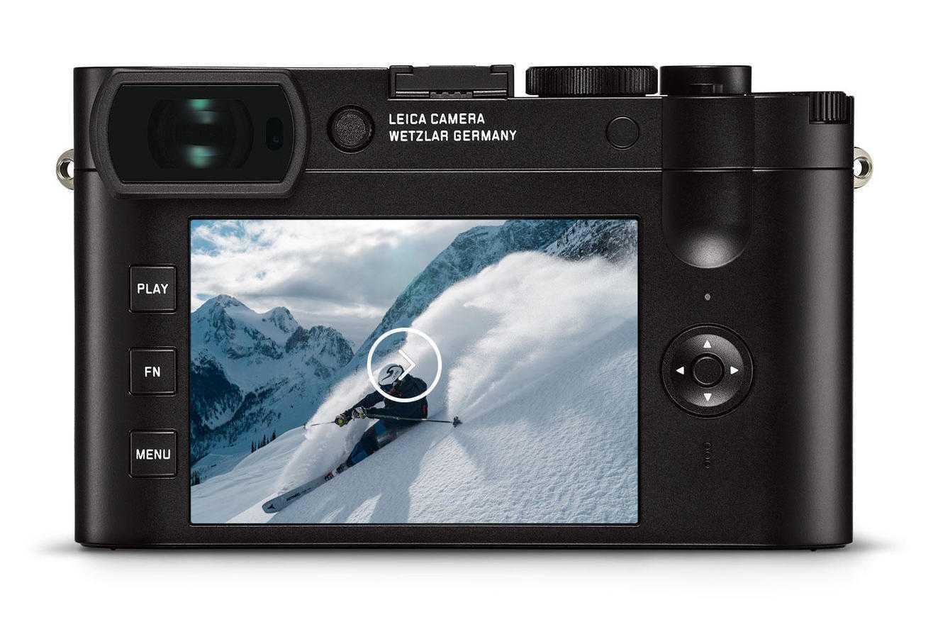 Leica Q2: compatta Full Frame essenziale da 47,3 MP