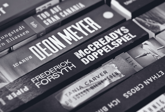 Migliori libri gialli e thriller più venduti – Classifica   Settembre 2021