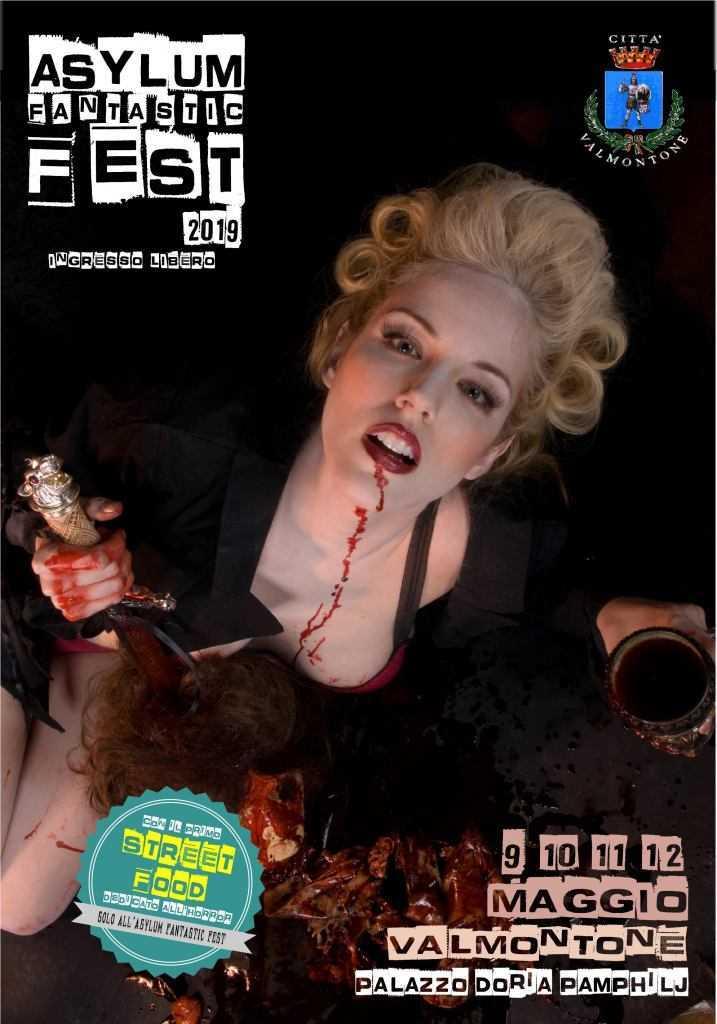 Prima edizione dell'Asylum Fantastic Fest: 9-12 maggio 2019