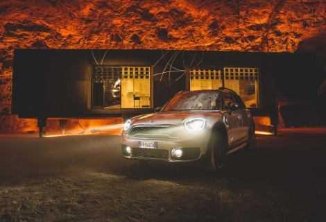 MINI Countryman Cooper S E ALL4: da ibrida ad elettrica