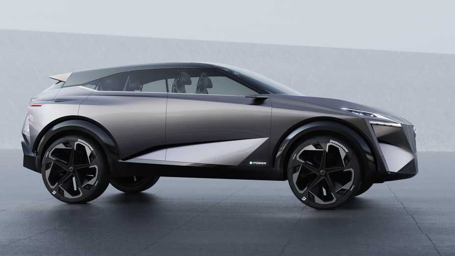 Nissan lancia il concept IMQ al Ginevra Motor Show 2019