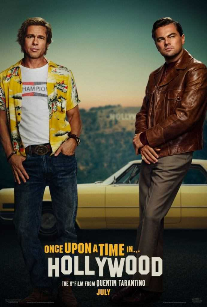 Once Upon a Time in Hollywood: arriva il trailer