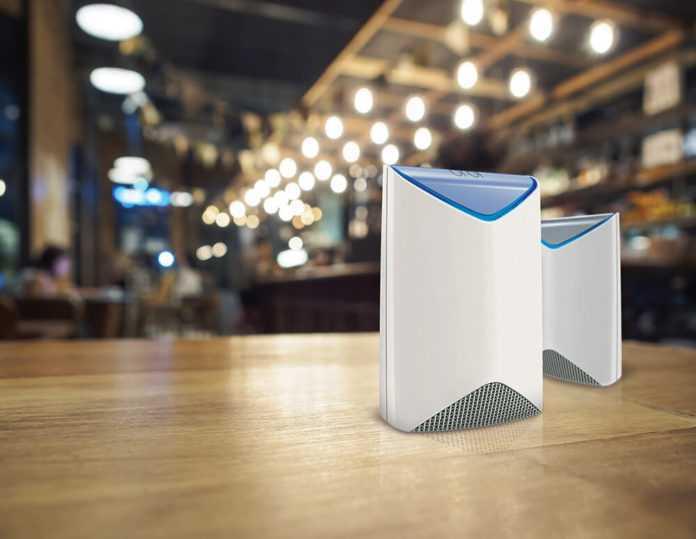 """Netgear presenta il sistema WiFi """"fai da te"""" Orbi Pro"""