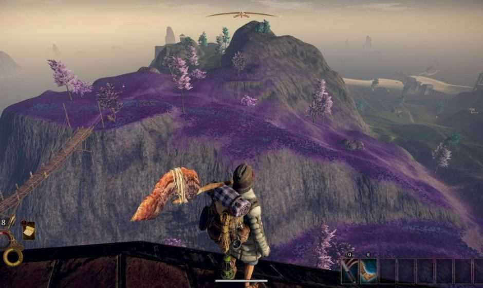 L'RPG open-world Outward, è ora disponibile!