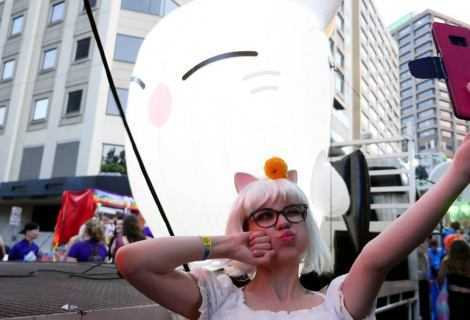 Final Fantasy XIV Online: prime immagini della parata del Sidney Gay&Lesbian