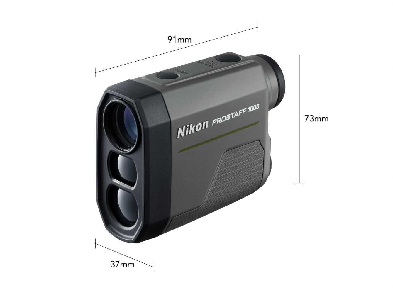 Nikon presenta PROSTAFF 1000: il telemetro laser pronto a tutto!