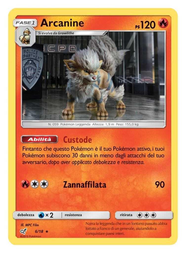 Pokémon GCC: rivelate le carte ispirate a Detective Pikachu