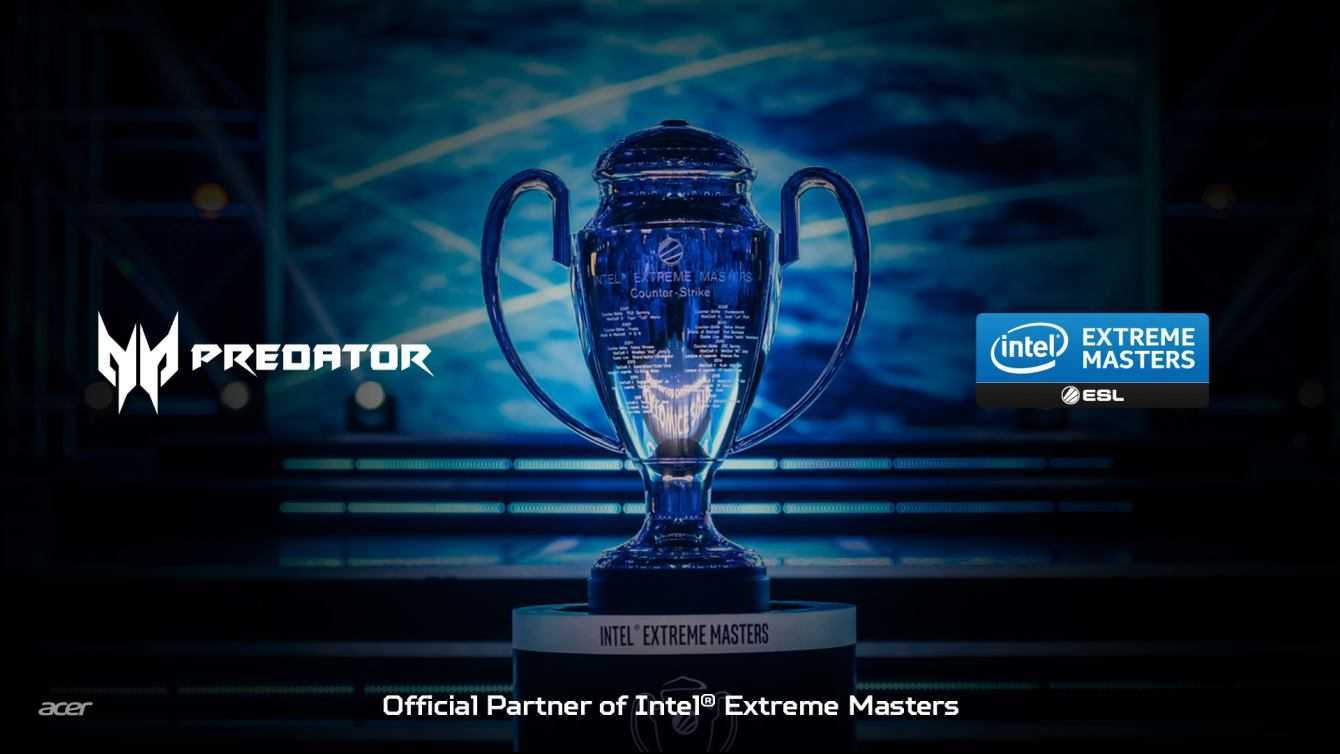Acer è stata nominata partner esclusivo di ESL