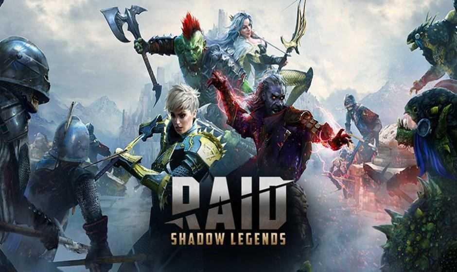 Raid: Shadows Legends è uno dei giochi MMORPG del momento