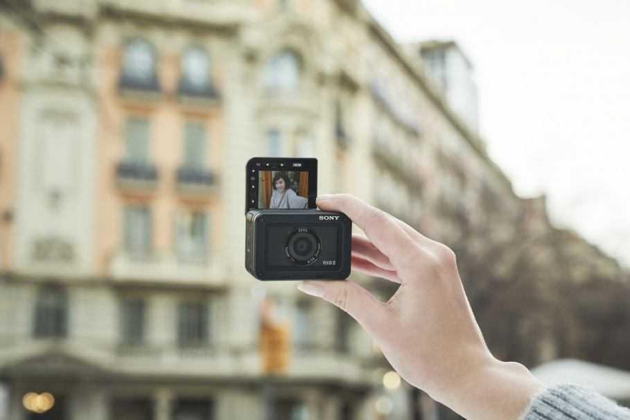 Sony RX0 II: una action cam con specifiche premium